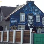 В Светлогорске появился дом с изображением Леонардо Ди Каприо. http://t.co/7alvQFyfcK