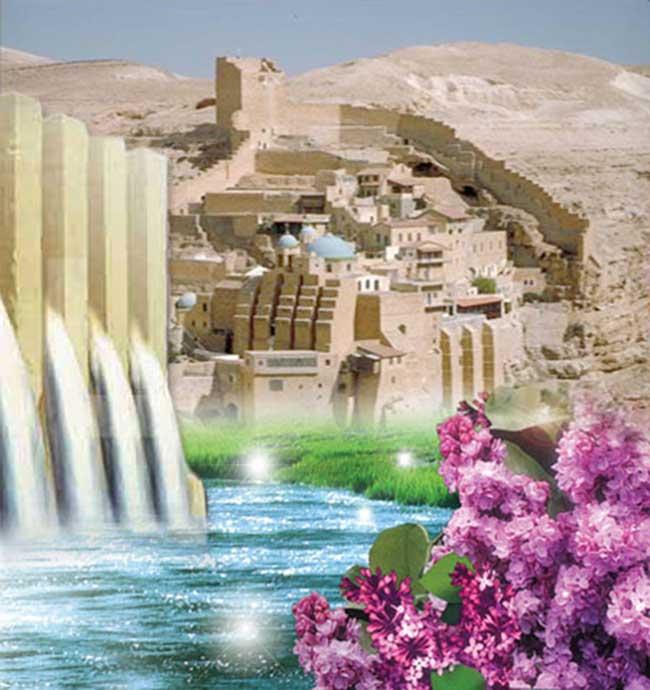 Kisah Bendungan Agung Marib Keajaiban Kuno Dunia Yang Kedelapan - AnekaNews.net