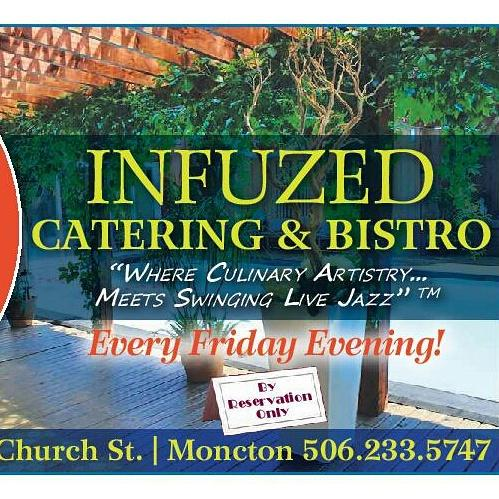 Friday Night Bistro returns this week! $35 per person 3 courses #livejazz poolside Reservations 506-233-5747 #moncton http://t.co/tU7NYun0GN