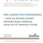Raport PISM: Gry gazowe #UE czas na zmianę zasad?#GoodGov @BiznesAlert @tvn24bis @PAPBiznes http://t.co/XQVJQpE34v http://t.co/2cjULCMl3u