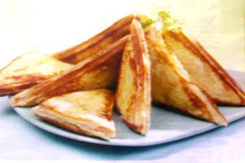 Resep Menu Masakan Praktis Roti Lapis - AnekaNews.net