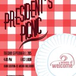 MOVED inside! TODAY! Presidents Picnic, 4-6pm UC Lonestar. ???????????? FREE food #TAMUCC #TAMUCC19 #getyourfeetwet http://t.co/pHaZ2V0iTa