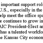 NEWS RELEASE: #NAIC Office to Expand in Downtown Kansas Citys Town Pavilion -- http://t.co/8z3hdiTVWg #kc #kcmo http://t.co/Zx9P3JLbfw