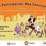 #HOY Proyecto: MÁS PARTICIPACIÓN, MÁS CONVIVENCIA 14hs #ProgramaVinculos #Rosario #Derechos @CMDOeste http://t.co/YSdCjyG64k