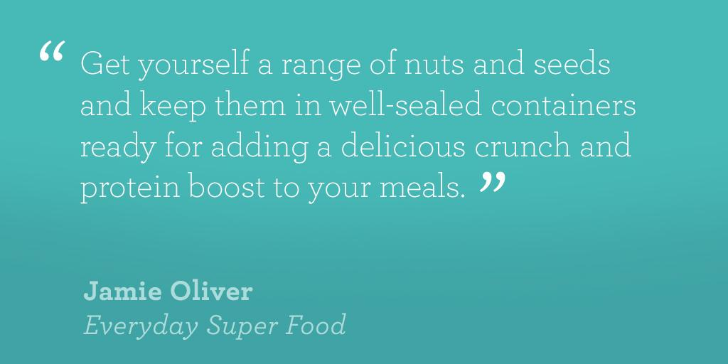 RT @TheHappyFoodie: Everyday Super Food from @jamieoliver is out now! Order your copy here: http://t.co/0fT0Wy80bf  #JamiesSuperFood http:/…