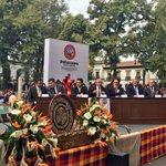 Acompaño a @PrdBaez en su toma de protesta como Pdte. municipal de Pátzcuaro. ¡Enhorabuena a trabajar por Michoacán! http://t.co/bZb1MSGZ9C