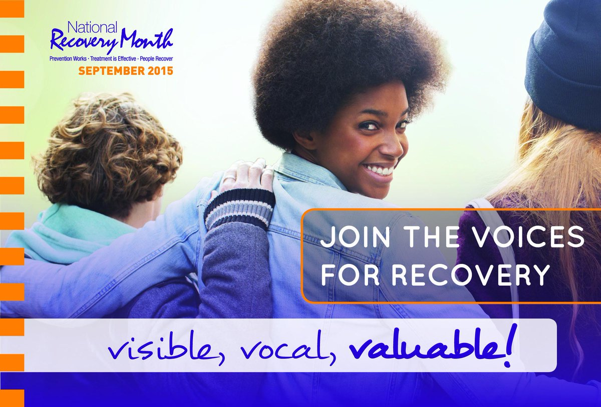 Happy #RecoveryMonth! Check out our events calendar to get involved in your area: http://t.co/ExhbNZ8BA3 http://t.co/LWsZYMjgzH