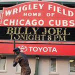 Take a look at new exclusive photos from Billys Wrigley Field show! (Photo by Myrna Suarez) http://t.co/eOhJ18n9X4 http://t.co/RMiZUqbY9S