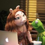 Meet Kermit the Frogs new girlfriend Denise http://t.co/NyXZKOHnkN http://t.co/MHlwPKC2ue