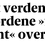 Not sure I have any followers in Denmark but, just in case, a chat I had with Berlingske. http://t.co/F62leSCEbx http://t.co/Vw6JHy9bXN