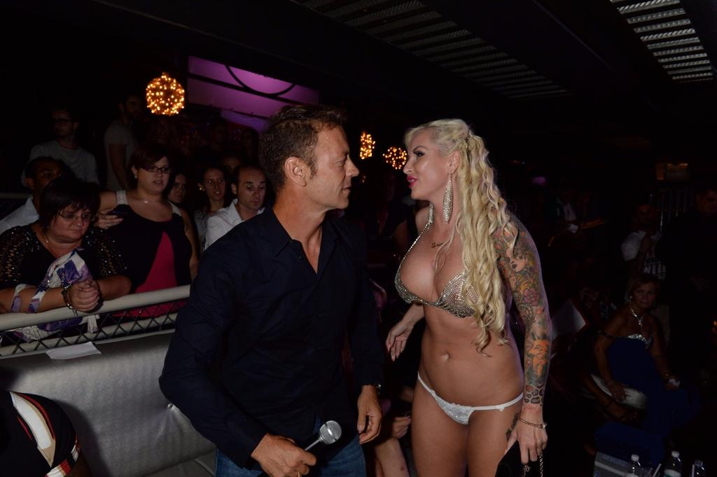 ☆SPEECH with ROCCO SIFFREDI☆, Hahhahahah????????
