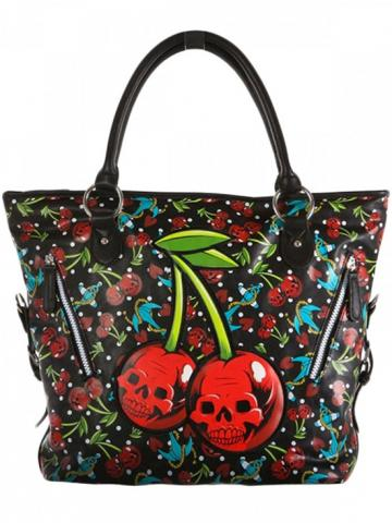 "The ""CHERRY GLAZER"" TOTE BAG is a #dailydeal up at the #inkedshop. Hurry before they run out! http://t.co/RuOLtmHX6B http://t.co/3T9os3FSAN"
