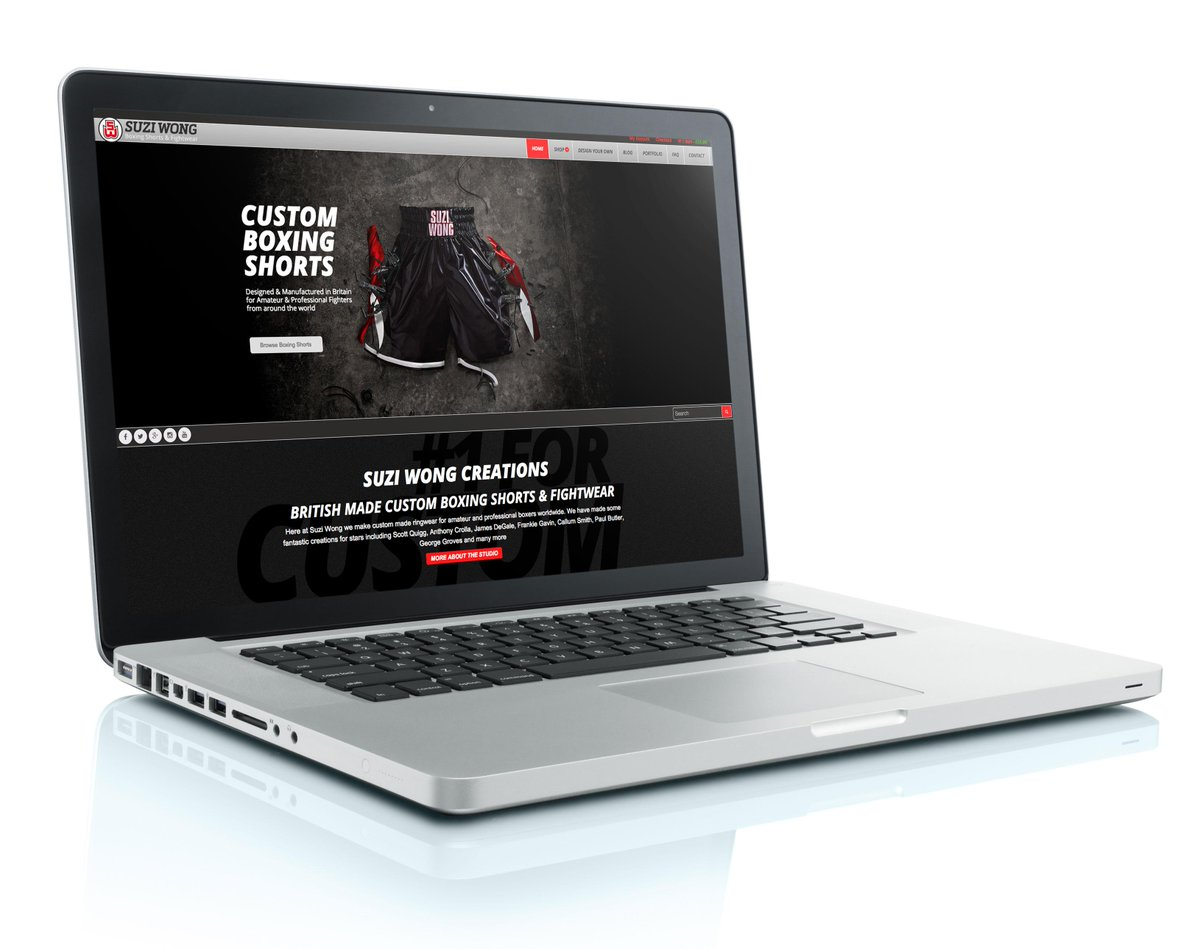 Our new website is now live, new and impoved look http://t.co/XhUMXPk6YV  #progress #boxing #fightwear #ringwear #RT http://t.co/KAl3o2tXvg