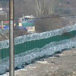 Barb wires of shame in #Hungary? No, these are in #Calais to prevent migrants from reaching UK #refugees #dignity http://t.co/EwynlPRLMl