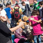 German people donated so much to refugees that police had to ask them to stop http://t.co/39m8Ea1jss http://t.co/QV2hy2EHIZ