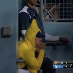 VIDEO: @Dodgers Enrique Hernandez wore banana suit in dugout on team president's orders http://t.co/o4pbVIsh2R http://t.co/9eVnxDlPzi