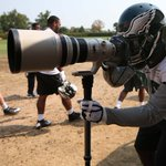 When Eagles DT Bennie Logan wants to use your camera at practice...you let him. #Eagles #NFL http://t.co/a6YFRxjp1M