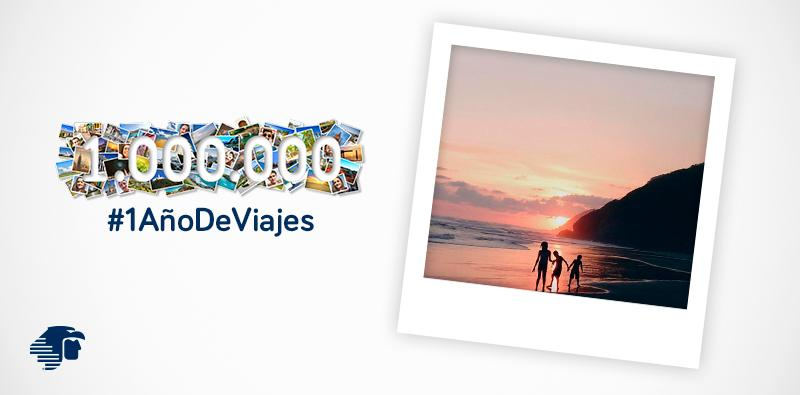 Vive los mejores viajes #atesorando tu recuerdo. ¡Felicidades @SuperMaitol, eres finalista de #1AñoDeViajes! http://t.co/a4Ht4wuZ7I