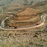 #ColorsOfPakistan Harnai Pass Oh what a beautiful view!! Balochistan, Pakistan ???????????? http://t.co/tCMlO5olBK