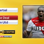 BREAKING NEWS: Manchester United complete the signing of Anthony Martial on a four-year deal. #SkyDeadlineDay #SSNHQ http://t.co/e1LAiFPoUC
