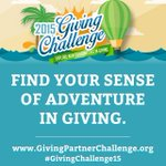 Here we go! Follow the link to make your donation today. #givingchallenge15 https://t.co/hjQzAvDAsm http://t.co/KwiSFhkzoy