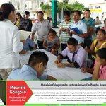Se llevó a cabo la 1ª feria del empleo en #PuertoAventuras, con el fin de acercar oportunidades laborales. http://t.co/wGtIonuOoa