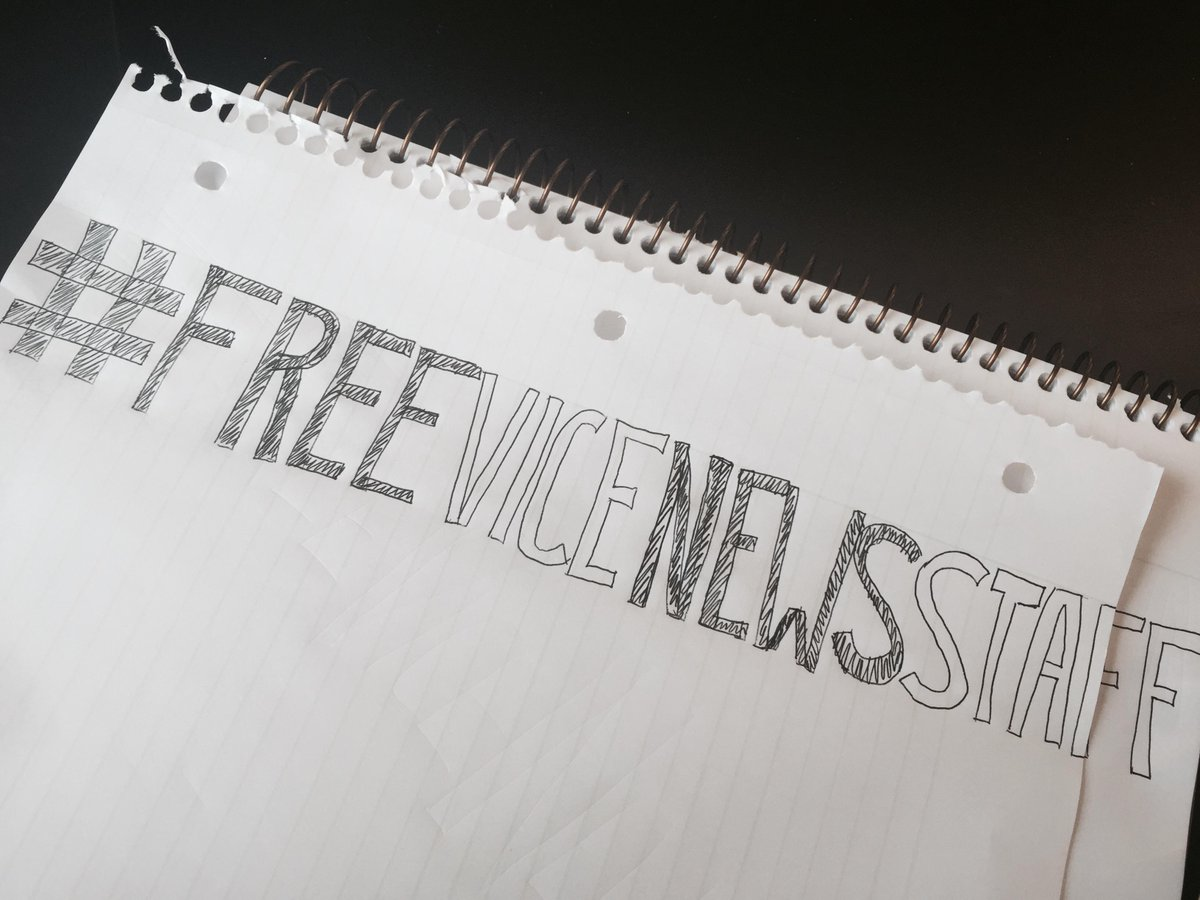 Please help spread the word about our detained VICE reporters in Turkey! #FreeVICENewsStaff http://t.co/TZ1MpTr2xp http://t.co/zuC0AVcm9r