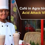 "Proud of my home town Agra. Sheroes cafe started by 5 acid attack survivors. Hires only acid victims. http://t.co/6cxmn12j5J""#PositiveNews"