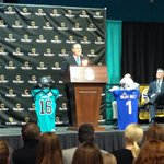 #CCU president David DeCenzo formally accepts invite for Chants to join Sun Belt Conference. http://t.co/uwNxRm3LG7