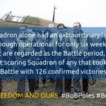 1 September is also celebrated as No 303 Polish Fighter Squadron Day in #Poland #BoBPoles #BoB75 http://t.co/lriWYDtsIf