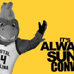 Its always SUNNY at Coastal! Cant wait to join the @SunBelt #FunBelt http://t.co/Zo4nCc8wAZ