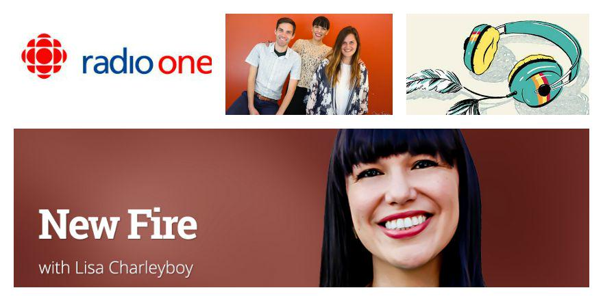 Can I get a RT if you think that #CBCNewFire, featuring Indigenous youth voices on @CBCRadio One, should continue? http://t.co/OqGvQGo1Wu