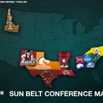 #CCU joins the @SunBelt family #TogetherWeRise http://t.co/lRIMuoBwbs
