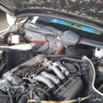 Desperate migrant found hidden behind car engine http://t.co/RTjBpyKWSt http://t.co/6I6BfU4nRS