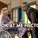 When Jose Mourinho and Michael Hector have their inevitable fight when he doesnt get a game... #CFC #DeadlineDay http://t.co/YVkXhVgrNg