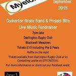 Anyone fancy this fundraiser on Friday in Darlington? #darlobiz #teesside #nefollowers http://t.co/NBL4SQlG75