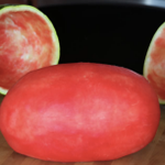 Première fois je vois une pastèque épluchée <3 http://t.co/gW9xK60jYe