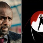The James Bond author has labelled Idris Elba too street to play 007. People arent happy. http://t.co/QuerstM7gl http://t.co/cWFBIcyIA0