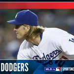 .@MLB ERA leader Zack Greinke duels with Madison Bumgarner at Dodger Stadium. http://t.co/EtDMg5BBad #ITFDB http://t.co/bkpPyNOdv8