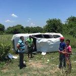 Fuerte accidente sufrió el concejal @IvanLuquezM vía Villa Germania estado estable pero delicado. @ConcejoValledup http://t.co/HEQpbS8cPQ
