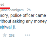 If Delhi police does something good credit goes to @arvindkejriwal warna Modi ke Thulle http://t.co/q9kvv4Spe2