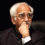 State has to correct discrimination against Muslims, says VP Ansari http://t.co/WY2w1zNDG4 http://t.co/buC8GeXARz
