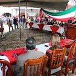 Felicito a Mauricio Acosta por asumir el día de hoy la presidencia municipal de Tacámbaro. http://t.co/skBxUA0kqa