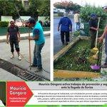 El pdte. @MauricioGongora activa trabajos de prevención  y seguridad ante la Temporada de Lluvias. @JGabriel_CC http://t.co/VFveKEPdG9