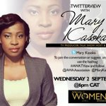 Join us tomorrow for our twitterview with the lovely @MaryKasoka whos from Zambia! http://t.co/rz67zeiKzK