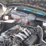 Migrant found squeezed under car bonnet http://t.co/oAHjT6arzf http://t.co/22dfLJnr7C