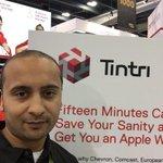 @Tintri #VMworld http://t.co/bYDSnTk11q