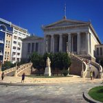 Cant #UniteBlue DeadMouseSqueak: AthensInsta: National library of Greece 📚 #greece #architecture #athens #city #b… http://t.co/CRB3QleTya