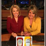 They go together like ketchup and mustard! @KrisCrockerKXLY and @NadineKXLY from @KXLY4News #Spokane http://t.co/Hq1WkBAkqH