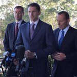 Liberals Canning candidate Andrew Hastie introduces PM at presser in Armadale @9NewsPerth http://t.co/YdZNCtKyIb